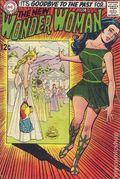 Wonder Woman (1942 1st Series DC) 179