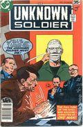 Unknown Soldier (1977 1st Series) 218