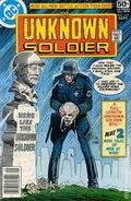 Unknown Soldier (1977 1st Series) 219