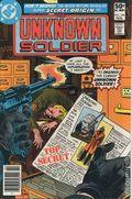 Unknown Soldier (1977 1st Series) 248