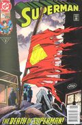 Superman (1987 2nd Series) 75REP4TH
