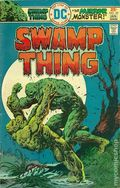 Swamp Thing (1972 1st Series) 20