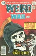 Weird War Tales (1971 DC) 49
