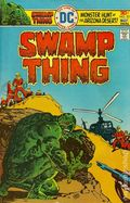Swamp Thing (1972 1st Series) 22