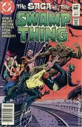 Swamp Thing (1982 2nd Series) 3