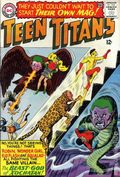 Teen Titans (1966 1st Series) 1