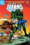 New Teen Titans (1984 2nd Series) New Titans 11