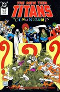 New Teen Titans (1984 2nd Series) New Titans 40