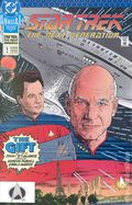 Star Trek The Next Generation (1990) Annual 1