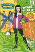 Wonder Woman (1942 1st Series DC) 178