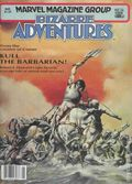Bizarre Adventures (1981 Magazine) 26
