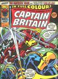 Captain Britain (1976-1977 Marvel UK) 5