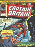 Captain Britain (1976-1977 Marvel UK) 7
