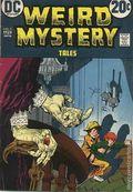 Weird Mystery Tales (1972) 5