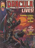 Dracula Lives (1973 Magazine) 6