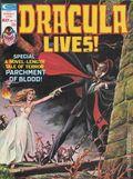 Dracula Lives (1973 Magazine) 12
