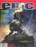 Epic Illustrated (1980 Magazine) 34