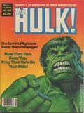 Rampaging Hulk (1977 Magazine) 17