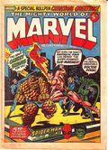 Mighty World of Marvel (1972 UK Magazine) 13