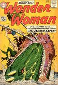 Wonder Woman (1942 1st Series DC) 121