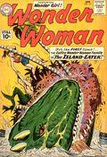 Wonder Woman (1942 1st Series DC) 121