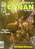 Savage Sword of Conan (1974 Magazine) 45