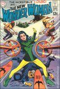 Wonder Woman (1942 1st Series DC) 181
