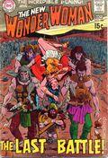 Wonder Woman (1942 1st Series DC) 184