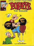 Popeye the Sailor (1989) UK Magazine 8