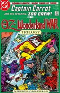 Captain Carrot Oz Wonderland War (1986) 3