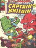 Captain Britain (1976) United Kingdom 21
