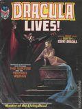 Dracula Lives (1973 Magazine) 2