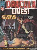 Dracula Lives (1973 Magazine) 8
