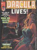 Dracula Lives (1973 Magazine) 9