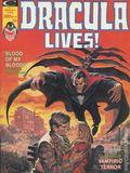 Dracula Lives (1973 Magazine) 13