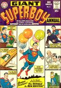 Superboy (1949-1979 1st Series DC) Annual 1