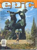 Epic Illustrated (1980 Magazine) 9