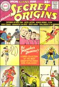 Secret Origins (1961 One-Shot) 1