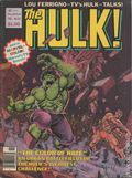 Rampaging Hulk 15  Moon Knight  Marvel 1979