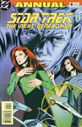 Star Trek The Next Generation (1990) Annual 4