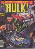 Rampaging Hulk (1977 Magazine) 27
