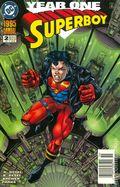 Superboy (1994) Annual 2