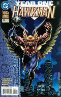Hawkman (1993) Annual 2