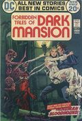 Forbidden Tales of Dark Mansion (1972 DC) 6