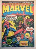 Mighty World of Marvel (1972 UK Magazine) 12