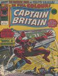 Captain Britain (1976-1977 Marvel UK) 6
