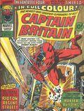 Captain Britain (1976-1977 Marvel UK) 8