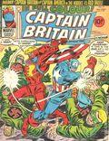 Captain Britain (1976) United Kingdom 17