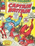 Captain Britain (1976-1977 Marvel UK) 22