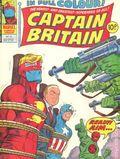Captain Britain (1976) United Kingdom 23